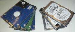 """320 GB SATA Harddisc / Festplatte 2.5"""""""
